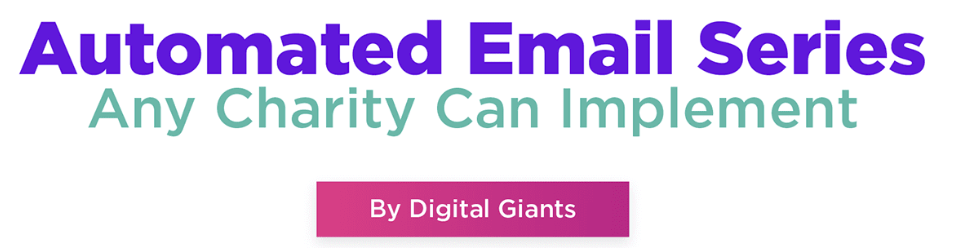 Automated Email Series Any Charity Can Implement