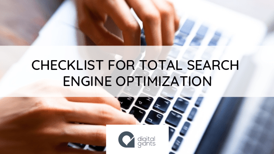 Dominate Online: Follow This Checklist for Total Search Engine Optimization