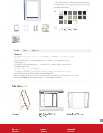 Farley Windows - 3 - Digital Giants - Website Design Portfolio